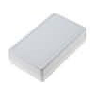 Krabička univerzální X:61,5mm Y:102,5mm Z:26mm ABS šedá