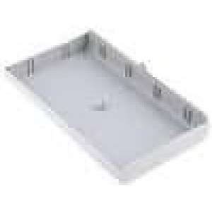 Krabička univerzální X:70mm Y:123mm Z:14,5mm ABS šedá
