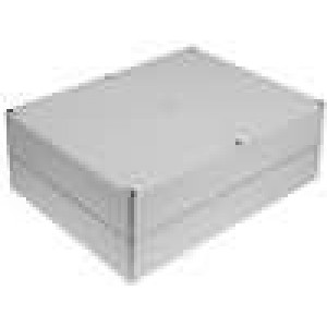 Krabička univerzální EURONORD X:230mm Y:300mm Z:110mm šedá IK08