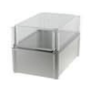 Krabička univerzální SOLID X:188mm Y:278mm Z:180mm polykarbonát