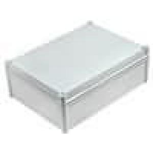 Krabička univerzální SOLID X:278mm Y:378mm Z:130mm polykarbonát