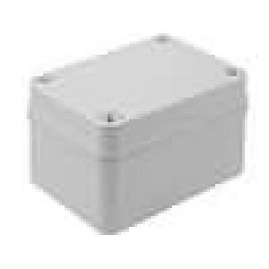 Krabička univerzální PICCOLO X:80mm Y:110mm Z:65mm polykarbonát
