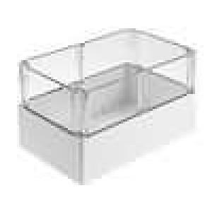Krabička univerzální EURONORD X:160mm Y:250mm Z:150mm šedá IK08