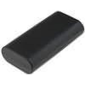 Krabička univerzální X:50mm Y:100mm Z:24mm ABS černá