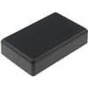 Krabička univerzální X:56mm Y:87mm Z:22mm ABS černá