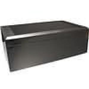 Krabička univerzální X:112mm Y:200mm Z:71mm ABS černá