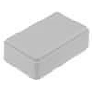Krabička univerzální X:35mm Y:58mm Z:21mm ABS šedá