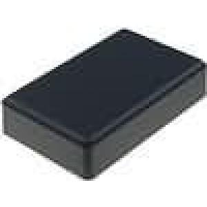 Krabička univerzální X:57mm Y:90mm Z:23mm ABS černá
