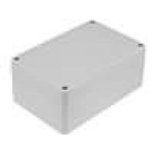 Krabička univerzální X:85mm Y:125mm Z:56mm ABS šedá