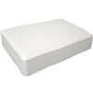 Krabička univerzální X:90mm Y:143mm Z:30mm ABS šedá