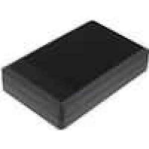 Krabička univerzální X:90mm Y:143mm Z:31mm ABS černá