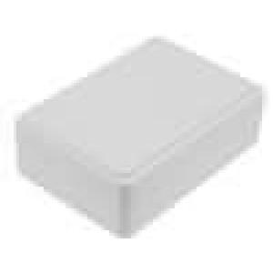 Krabička univerzální X:59,5mm Y:84mm Z:30mm polystyrén šedá