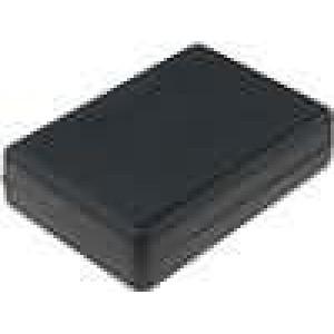 Krabička univerzální X:59,5mm Y:84mm Z:23mm polystyrén černá