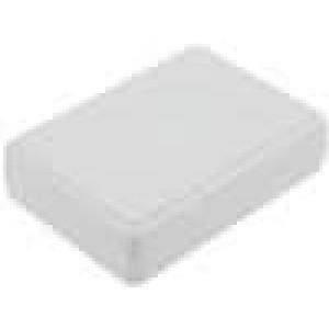 Krabička univerzální X:59,5mm Y:84mm Z:23mm polystyrén šedá