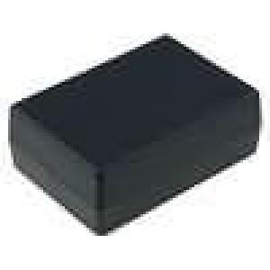 Krabička univerzální X:47mm Y:66mm Z:25mm polystyrén černá