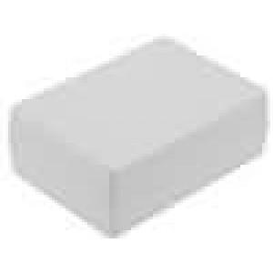 Krabička univerzální X:47mm Y:66mm Z:25mm polystyrén šedá
