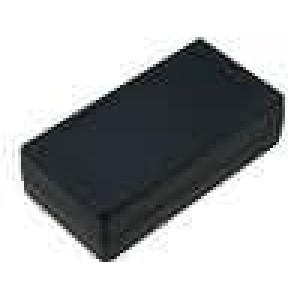 Krabička univerzální X:67,5mm Y:129mm Z:36,5mm polystyrén černá