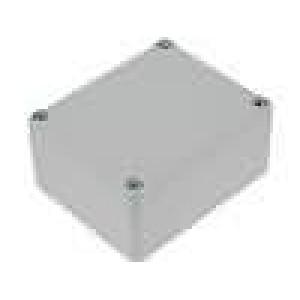 Krabička univerzální X:74mm Y:89mm Z:41mm polystyrén šedá