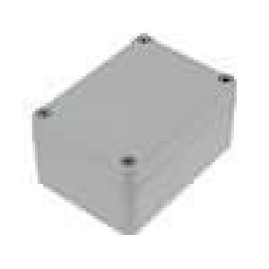 Krabička univerzální X:64,4mm Y:88,4mm Z:42,2mm polystyrén šedá