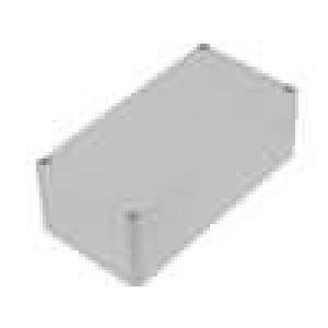 Krabička univerzální X:82,1mm Y:158,5mm Z:55mm polystyrén šedá