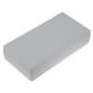 Krabička univerzální X:55mm Y:106mm Z:23,5mm polystyrén šedá