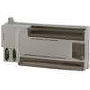 Kryt na přípojnici DIN X:200mm Y:90mm Z:67mm