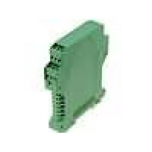 Kryt na přípojnici DIN X:17,5mm Y:100mm Z:113,5mm polyamid
