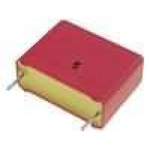 Kondenzátor polypropylénový 47nF 630VDC 22,5mm ±5% -55-100°C