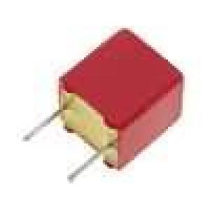 Kondenzátor polypropylénový 3,3nF 100VDC 5mm ±2,5% -55-100°C