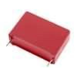 Kondenzátor polypropylénový 1uF 1,6kVDC 37,5mm ±20% 500V/μs
