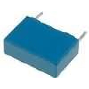 B32922C3224M Kondenzátor X2,polypropylénový 220nF 15mm ±20% 7x12,5x18mm