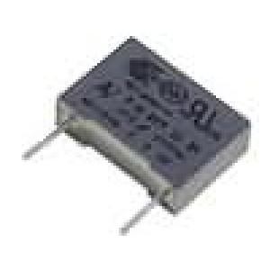 R46KF215000N0K Kondenzátor X2,polypropylénový 15nF 10mm 13x4x9mm