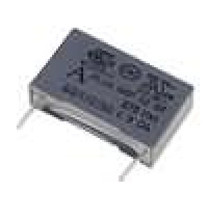 R46KI26800001K Kondenzátor X2,polypropylénový 68nF 15mm 18x5x11mm