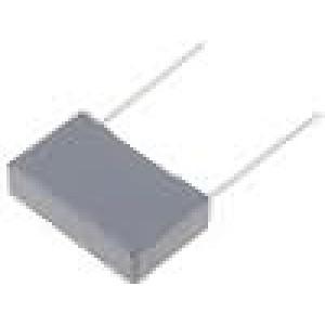 R46KN347050N0K Kondenzátor X2,polypropylénový 470nF 22,5mm 26,5x7x16mm