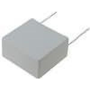 WXPC-154K Kondenzátor X2,polypropylénový 150nF 15mm 18x8,5x14,5mm