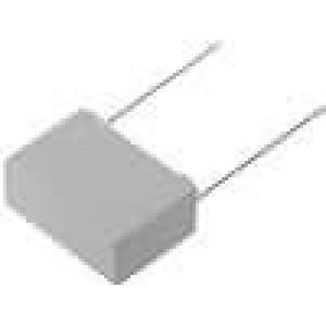 WYP-333M Kondenzátor Y2,polypropylénový 33nF 15mm ±20% 18x8,5x17mm