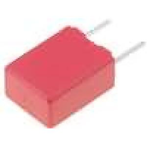 Kondenzátor polyesterový 22nF 160VAC 250VDC rozteč 5mm
