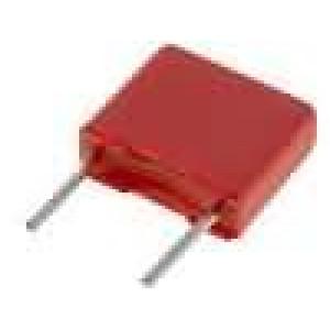 Kondenzátor polyesterový 33nF 40VAC 63VDC rozteč 5mm