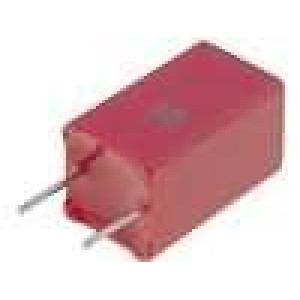 Kondenzátor polyesterový 4,7uF 30VAC 50VDC rozteč 5mm