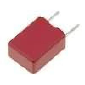 Kondenzátor polyesterový 470nF 100V rozteč 5mm
