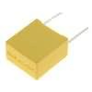 Kondenzátor polyesterový 2,2uF 100VDC rozteč 15mm