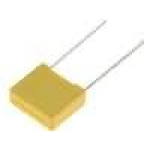 Kondenzátor polyesterový 220nF 250VDC rozteč 10mm