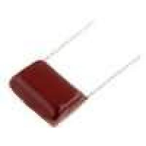 Kondenzátor polyesterový 1uF 400VDC rozteč 20mm