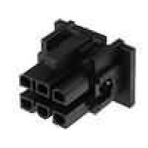 Konektor vodič-vodič, kabel-pl.spoj řada Mini-Fit TPA zásuvka