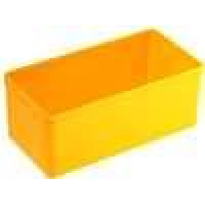 Zásobník - do krabiček 54x108x45mm   polystyrén