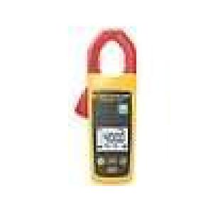 Číslicový klešťový měřič LCD 3,5místný I AC:400A IP30
