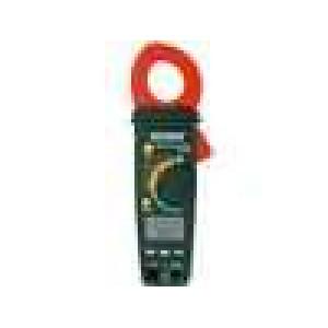 Číslicový klešťový měřič Ø:23mm LCD (2000) Vzorkování:2x/s