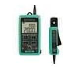 KEW2500 Klešťový měřič proudové smyčky Økab:6mm I DC:20m/100mA