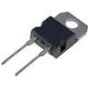 DSEI12-06A Dioda usměrňovací 600V 16A TO220AC 35ns