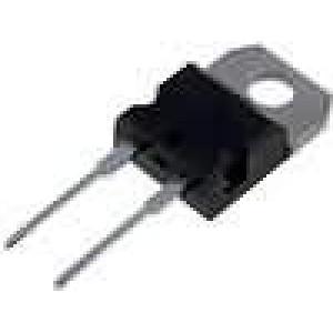MUR880EG Dioda usměrňovací 800V 8A 16A TO220AC 100ns 1,14-1,39mm